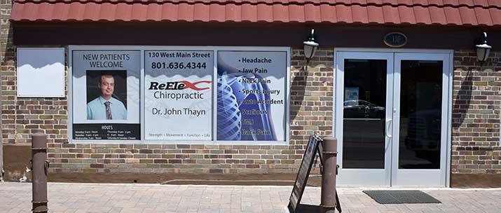 Chiropractic Lehi UT Office Building